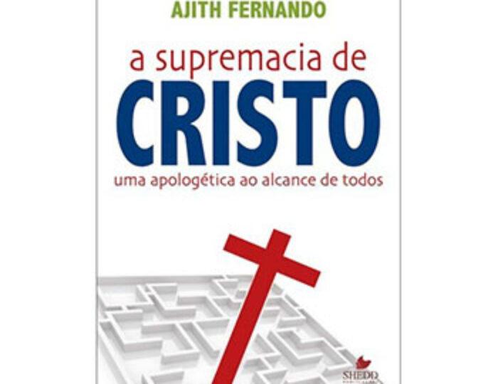capa de a supremacia de Cristo