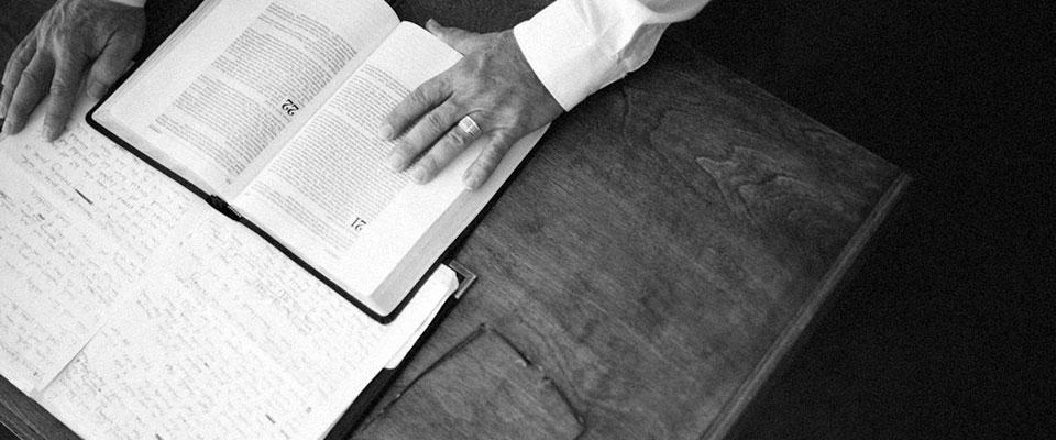 Cultos da IPB Rio Preto: Exposição Bíblica