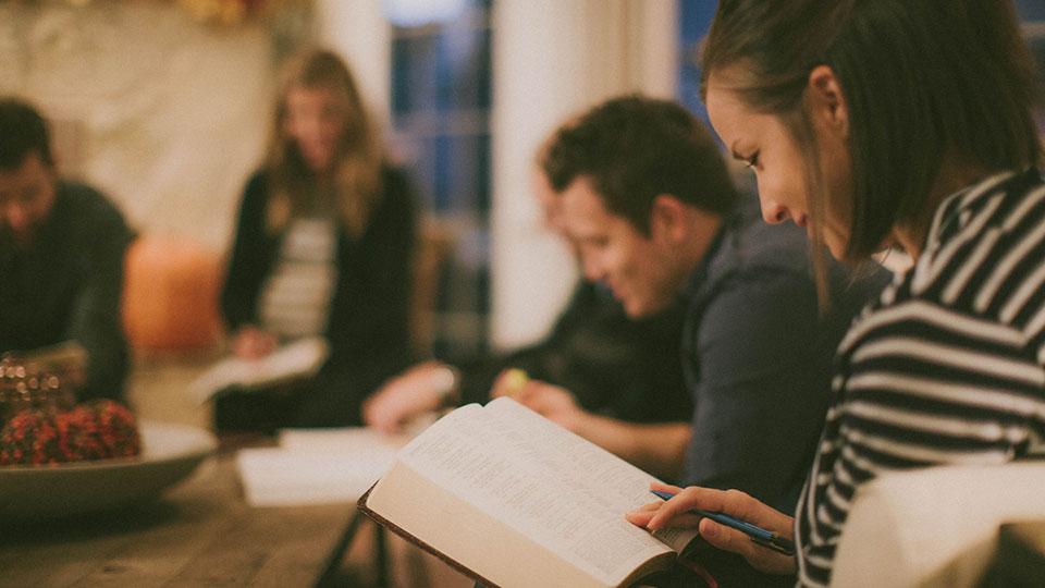 Grupos da igreja simples 2019