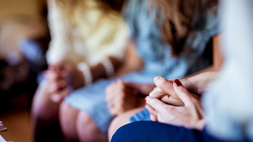 Encontros de oração das mulheres