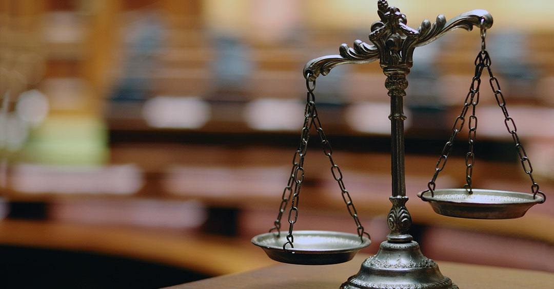 Uma Balança: Símbolo da Justiça